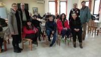 Επίσκεψη της ομάδας FREE MOBILITY στο Ε' ΚΑΠΗ και τη ΔΕΗ