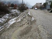 Καταστροφές λόγω κατολισθήσεων στο Δήμο Καλαμπάκας