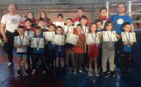 Με πολλά χαμόγελα και 18 μετάλλια ο Α.Σ.Τρικάλων στο πανελλήνιο παιδικό τουρνουά