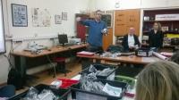 Επιμόρφωση τρικαλινών εκπαιδευτικών στη ρομποτική