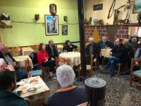 Επίσκεψη κλιμακίου του ΣΥΡΙΖΑ Τρικάλων στην Κρύα Βρύση Καλαμπάκας