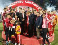 Σκεντέρμπεου Κορυτσάς. H πρωταθλήτρια Αλβανίας, πρωταθλήτρια και στα στημένα