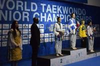 Επιστροφή στα Τρίκαλα με χρυσό μετάλλιο για την Φένια Τζέλη