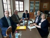 Συνεδρίαση για την εφαρμογή της δίχρονης υποχρεωτικής προσχολικής εκπαίδευσης