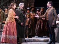 Ζωντανή μετάδοση από τη Νέα Υόρκη, το Lincoln Center της Metropolitan Opera
