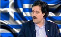 Ο Σάββας Καλεντερίδης στα Τρίκαλα σε εκδήλωση της Ένωσης Αποστράτων Αξιωματικών Στρατού