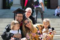 Αποφοίτησε από το Χάρβαρντ ο Μικέλης Χατζηγάκης