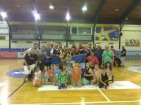 Πρωταθλητές οι αστυνομικοί στο 1ο Εργασιακό Πρωτάθλημα μπάσκετ του Δήμου Τρικκαίων!!!