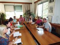 Προεργασία  για την Ευρωπαϊκή Εβδομάδα Κινητικότητας στα Τρίκαλα