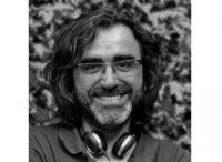 Ο Δημήτρης Κουτσιαμπασάκος Αν. Καθηγητής Σκηνοθεσίας στο Τμήμα Κινηματογράφου του Α.Π.Θ.