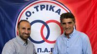 Ανέλαβε και επίσημα τα Τρίκαλα ο Ντόστανιτς