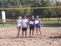Ναι, Καταμεσής του κάμπου, υπάρχει Beach Volley στα Τρίκαλα!