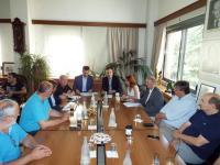 Υπουργική στήριξη (με... το στόμα) στις δράσεις του Δήμου Τρικκαίων