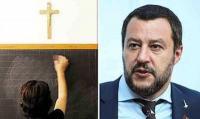 Ιταλία: Προτείνεται με νομοσχέδιο να αναρτάται ο Σταυρός σε όλα τα δημόσια κτίρια