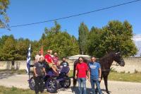 Νέοι διπλωματούχοι αμαξάδες στα Τρίκαλα