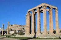 Η άγνωστη λεπτομέρεια για τους Στύλους του Ολυμπίου Διός που δεν μάθαμε ποτέ