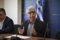 Συνάντηση του Υπουργού με βουλευτές ΣΥΡΙΖΑ Τρικάλων