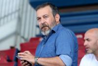 Μπαταγιάννης: «Δεν έχω πρόθεση να αποχωρήσω από τον ΑΟ Τρίκαλα»