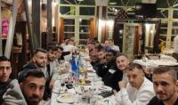 Δείπνο για τους παίκτες του ΑΟ Τρίκαλα μέσα σε οικογενειακό κλίμα