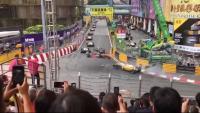 Formula 3: Τρομακτικό ατύχημα με αυτοκίνητο