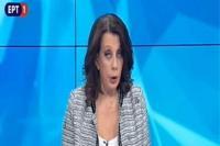 Το Twitter «τα σπάει» για την Ακριβοπούλου...