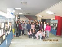 Διδακτική επίσκεψη μαθητών του 4ου Γυμνασίου Τρικάλων «Γιώργος Σεφέρης»