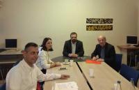 """""""Συζήτηση ουσίας με τον Υπουργό για τα ζητήματα του Αγροτικού  κόσμου στα Τρίκαλα"""""""