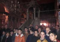 Σεμινάριο Υμνολογίας στην Ιερά Μονή Αγίου Στεφάνου Αγίων Μετεώρων