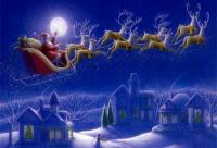 Ανάγνωση Χριστουγεννιάτικου Παραμυθιού
