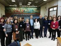 Eπισκέψεις αλλοδαπών εκπαιδευτικών στον Δήμο Τρικκαίων