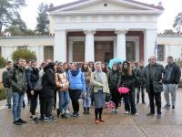 Ταξιδιωτική καταγραφή  πενθήμερης εκδρομής Γ' Λυκείου 5ου ΓΕΛ Τρικάλων στην Πάτρα & Δυτική Πελοπόννησο