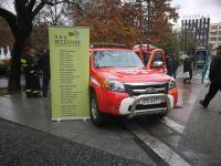 Όχημα 4Χ4 μεταφοράς προσωπικού και υλικών ορειβατικής ομάδας παρέδωσε η ΠΕΔ ΘΕΣΣΑΛΙΑΣ
