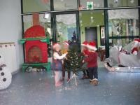 Μαγική η χριστουγεννιάτικη γιορτή του Παιδικού Σταθμού «Ουράνιο Τόξο» στο Πρίνος