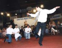 Ο Χορευτικός Όμιλος Τρικάλων στα «Καραϊσκάκεια 2009»