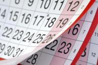 2019: Πότε πέφτουν τα τριήμερα και όλες οι αργίες της χρονιάς