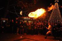 Παραδοσιακό έθιμο στο Ζάρκο τα Φώτα