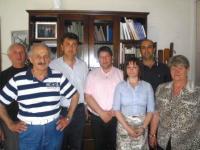 22 Αυγούστου 2009 το Πρώτο Παγκόσμιο Θεσσαλικό Αντάμωμα στο Δήμο Μουζακίου Καρδίτσας