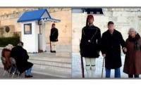 Η αλήθεια για τη φωτογραφία με τον παππού και τη γιαγιά στον Άγνωστο Στρατιώτη