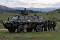 Η στρατιωτική δύναμη των Σκοπίων σε αριθμούς