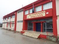 Το σχολείο με τους πίνακες ζωγραφικής στα Τρίκαλα