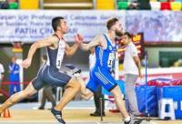 Χρυσά και αργυρά μετάλλια Τρικαλινών στο πανελλήνιο πρωτάθλημα κλειστού στίβου ανδρών γυναικών