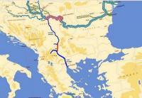 Η πλωτή διώρυγα Δούναβη – Μοράβα – Αξιού με κατάληξη το λιμάνι της Θεσσαλονίκης