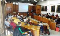 Eπίσκεψη μαθητών από 5 χώρες στο Δημαρχείο Τρικκαίων