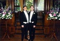Ο πρώτος γάμος Τρικαλινών μεταξύ δύο ατόμων του ίδιου φύλου είναι γεγονός !