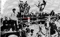 Όταν χιλιάδες Ηρακλειώτες ανάγκασαν τον Κ. Καραμανλή να δηλώσει «αηδιασμένος»