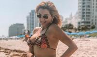 Χαμός στο Instagram: H Σπυροπούλου ποζάρει μόνο με την πετσέτα της