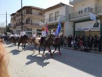 Παρέλαση του ιππικού του