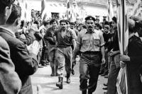 Πρωταπριλιά του 1955 - Η ΕΟΚΑ ξεκινά στην Κύπρο τον αγώνα ενάντια στην αγγλική Aγγλοκρατία