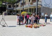 Οι  Λαζαρίνες του Δήμου Πύλης  τραγούδησαν τα  Κάλαντα στο Δημαρχείο Πύλης