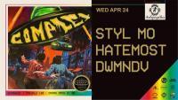 Styl Mo - J2F x Hatemost x DwmndV